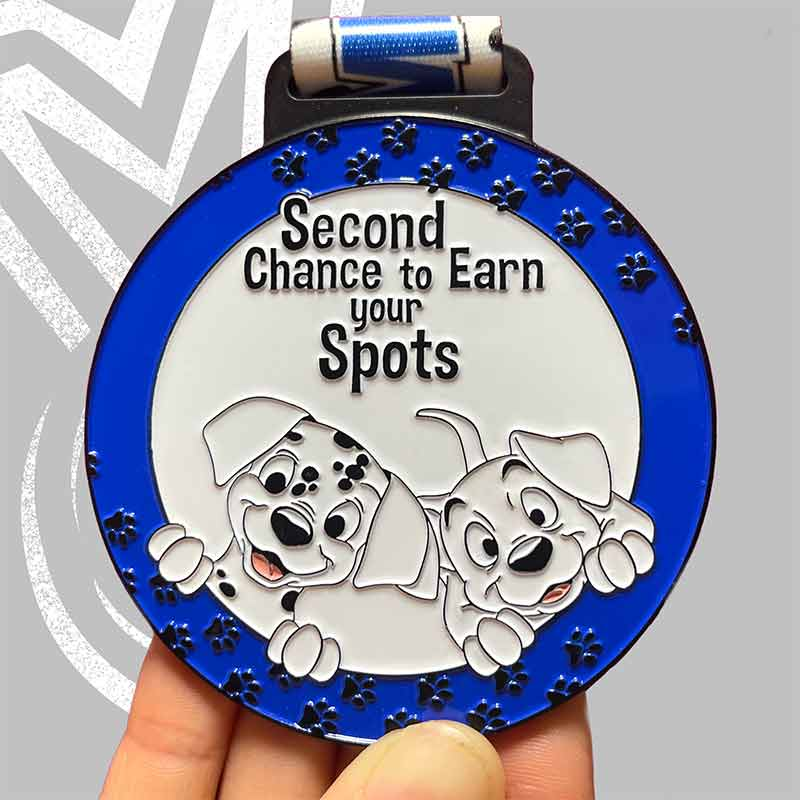Second Chance to Earn Your Spots 10.2 Miles
