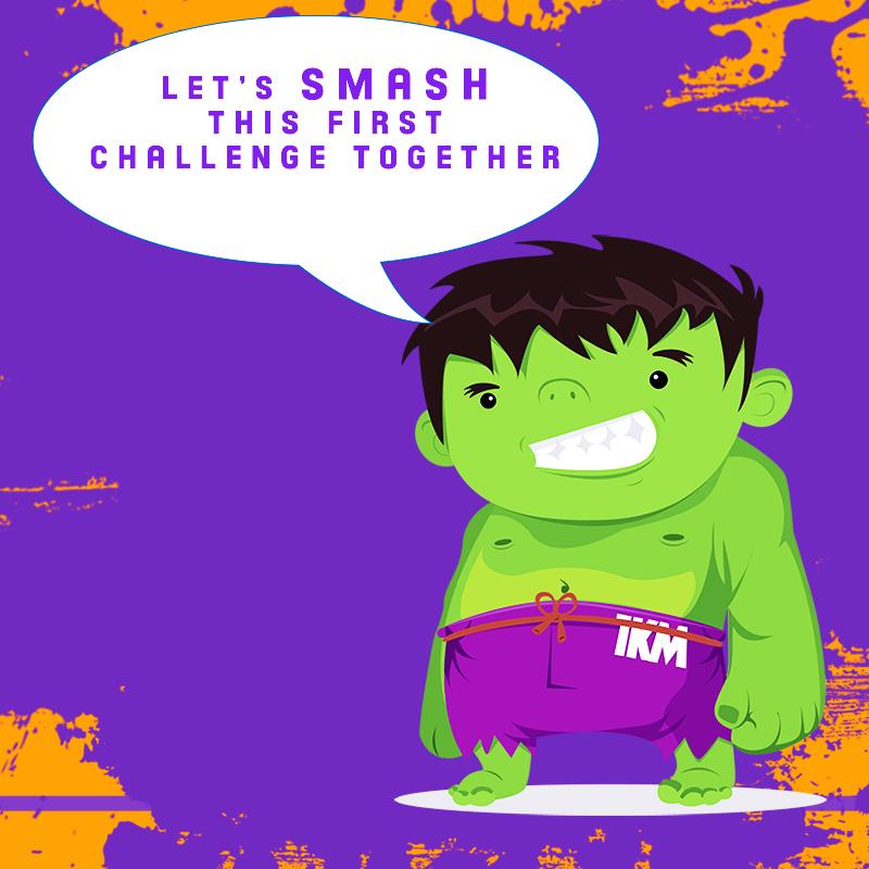 SuperSmash Challenge Pin Pack 2019