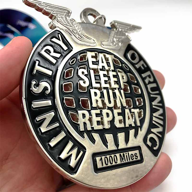 2020 Ministry of Running 1000 Miles Challenge