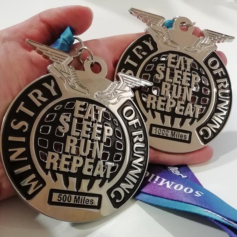 2019 Ministry of Running 500 Miles Challenge