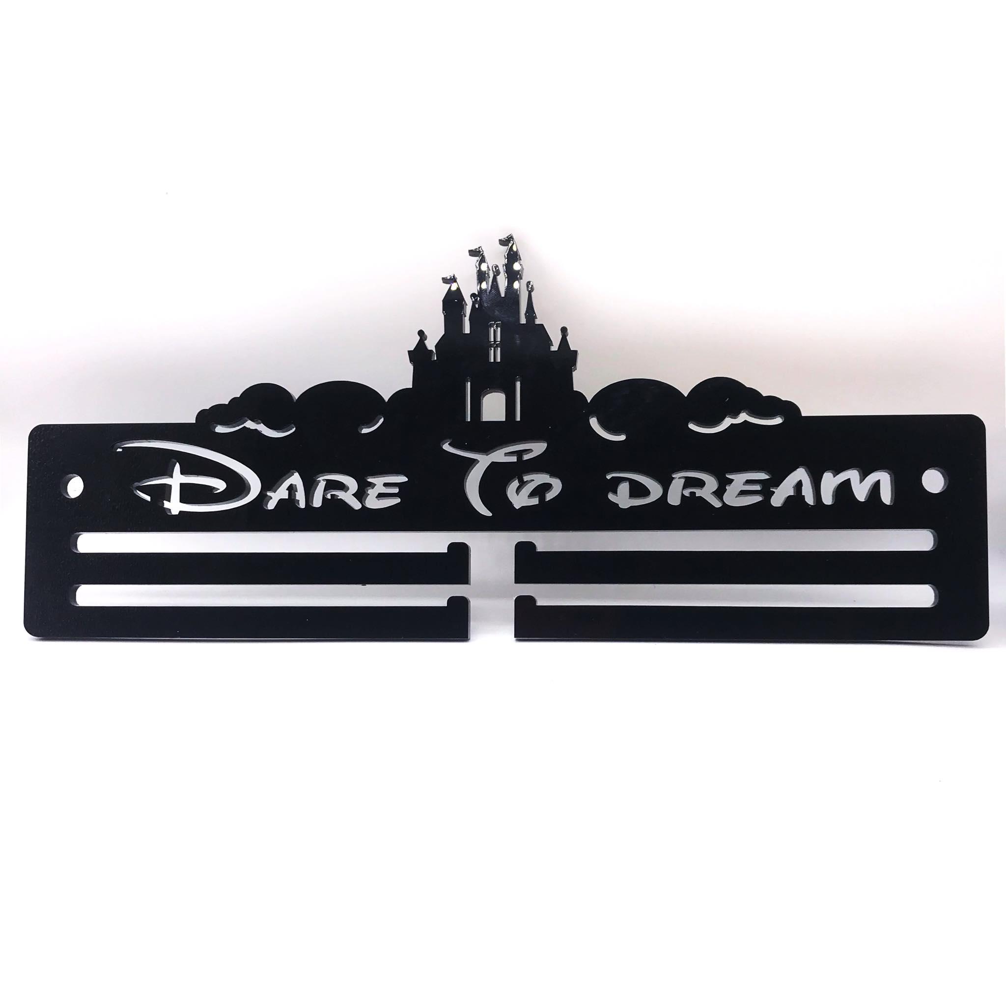 Dare to Dream Medal Hanger
