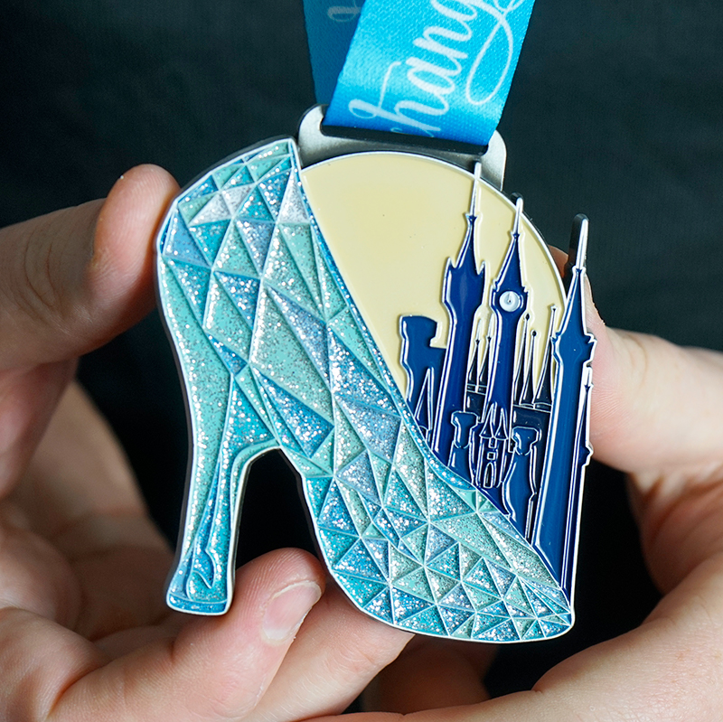 Glass Slipper Virtual Challenge 5km