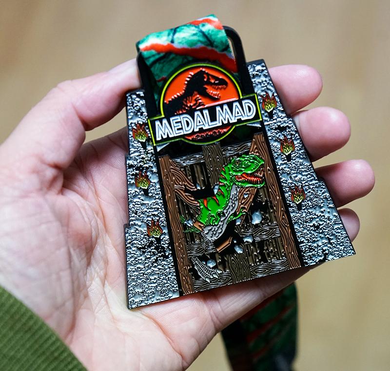 Jurassic Run 5KM 2020 (October)