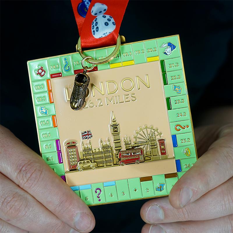 London Marathon Virtual Run 2020