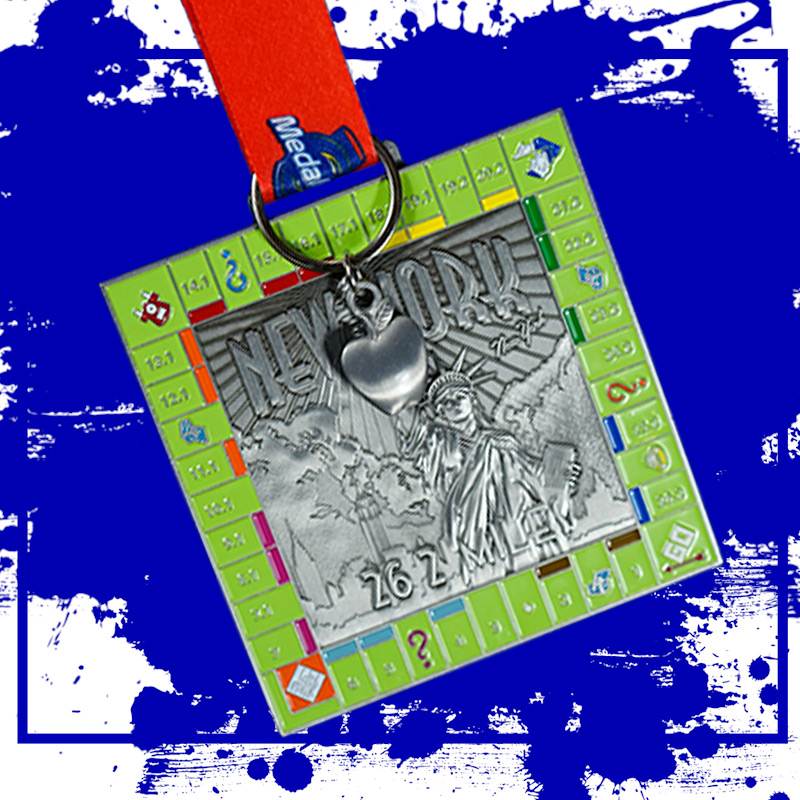 New York 26.2 Mile Virtual Challenge 2019 Image