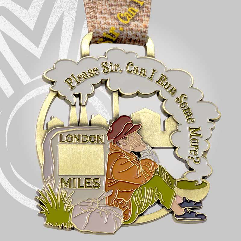 Please Sir, Can I Run Some More? 13.1, 26.2 or 70 miles.
