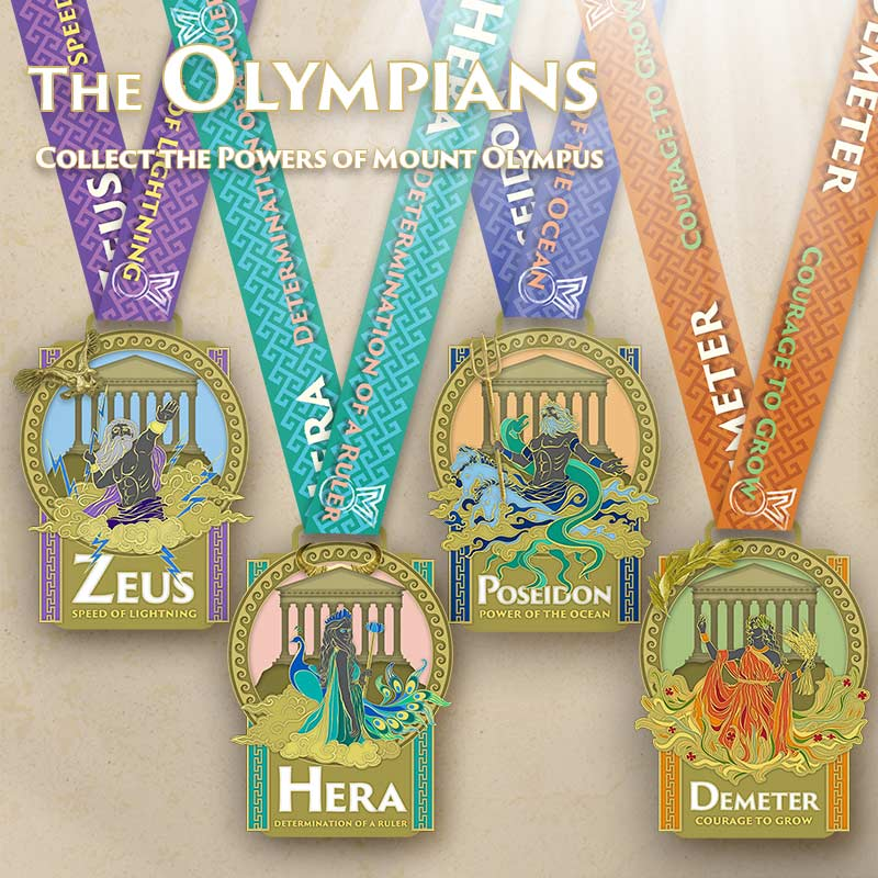 Olympians Series Special Offer