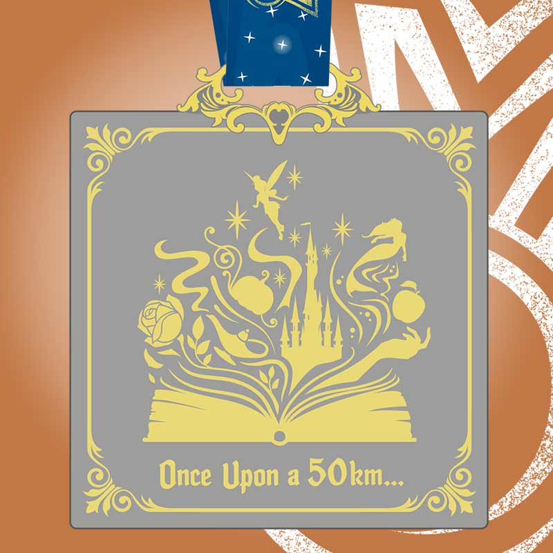 Once Upon a Run 50KM 2021