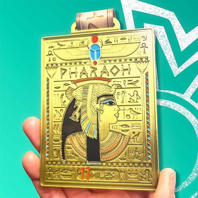 The Pharaoh 11 Miles