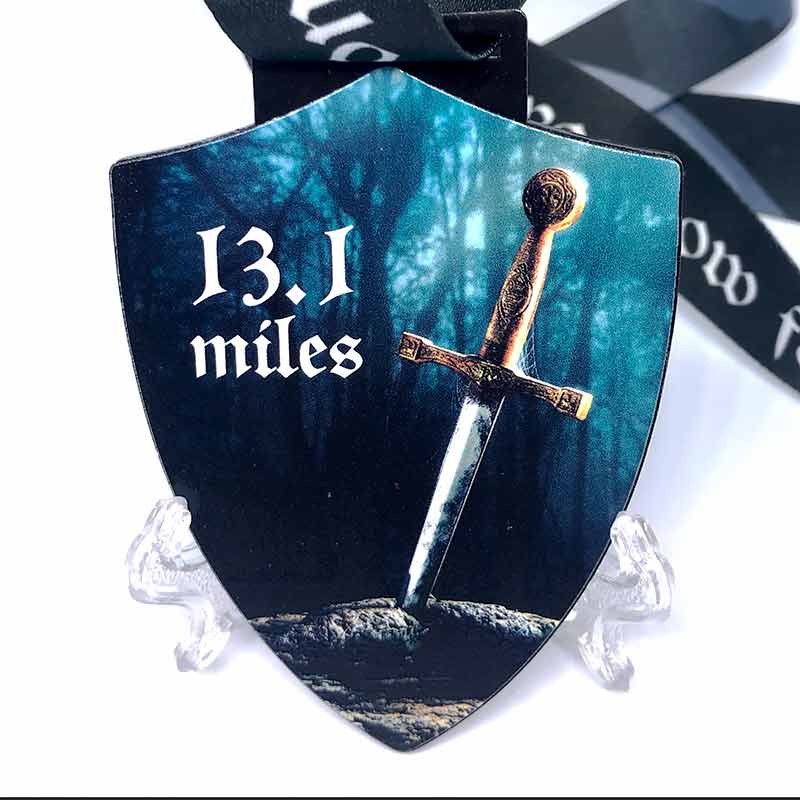 The Sword in the Stone 13.1 Miles 2021