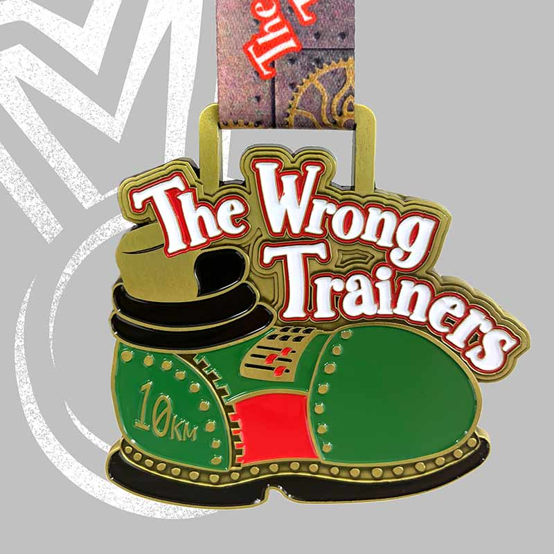 The Wrong Trainers Virtual 10KM