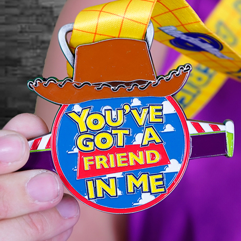You've Got A Friend In Us 5K Virtual Run (June)
