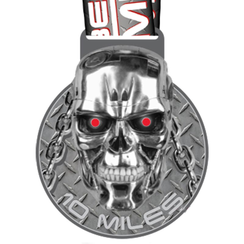 I'll Be Back 10 Mile Virtual Challenge  Image