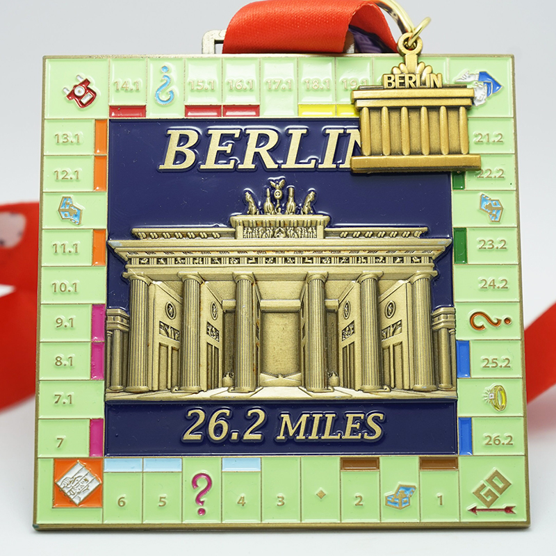 Berlin 26.2 Mile Virtual Challenge 2019 Image