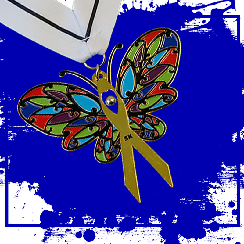 The Butterfly 5K Challenge March 2019 Image