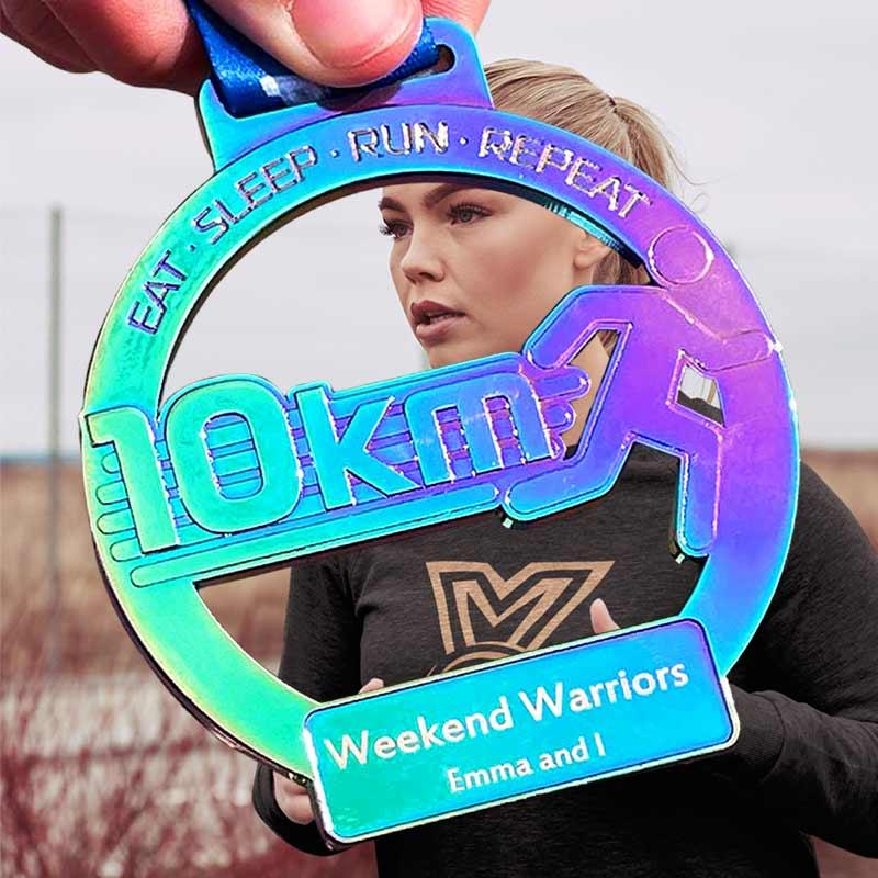The Big Medal 10KM 2021