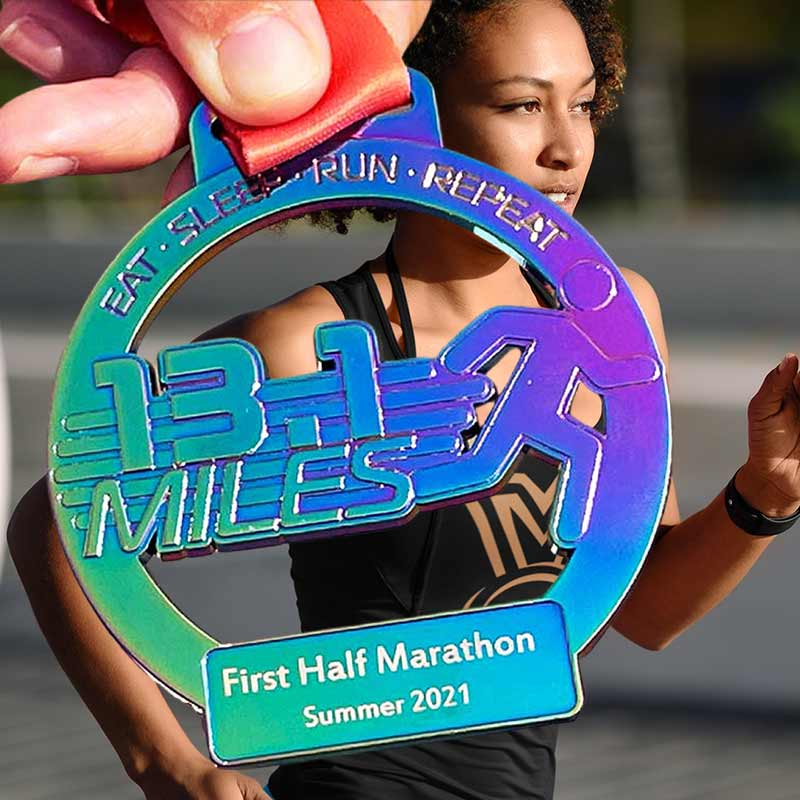 The Big Medal Half Marathon