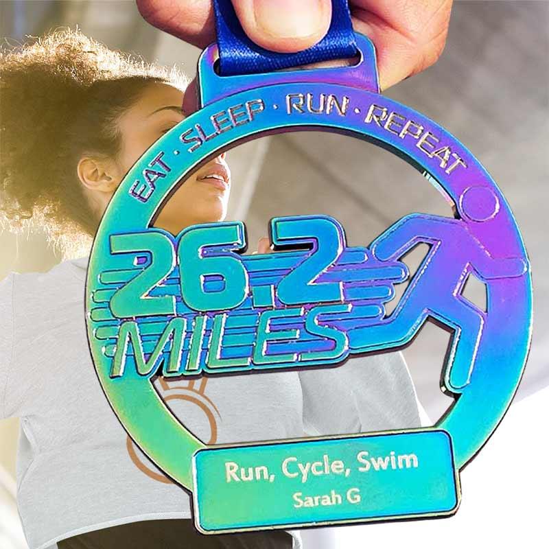 The Big Medal Marathon
