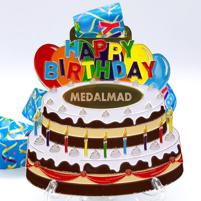The Birthday Cake 2020 5KM Challenge Image