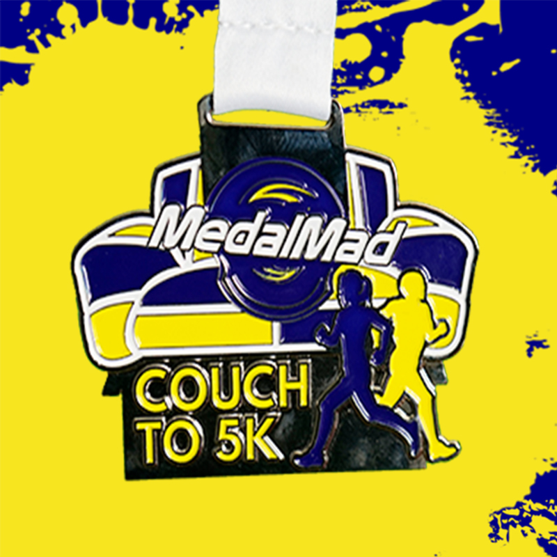 Couch to 5K Virtual Challenge (May) Image