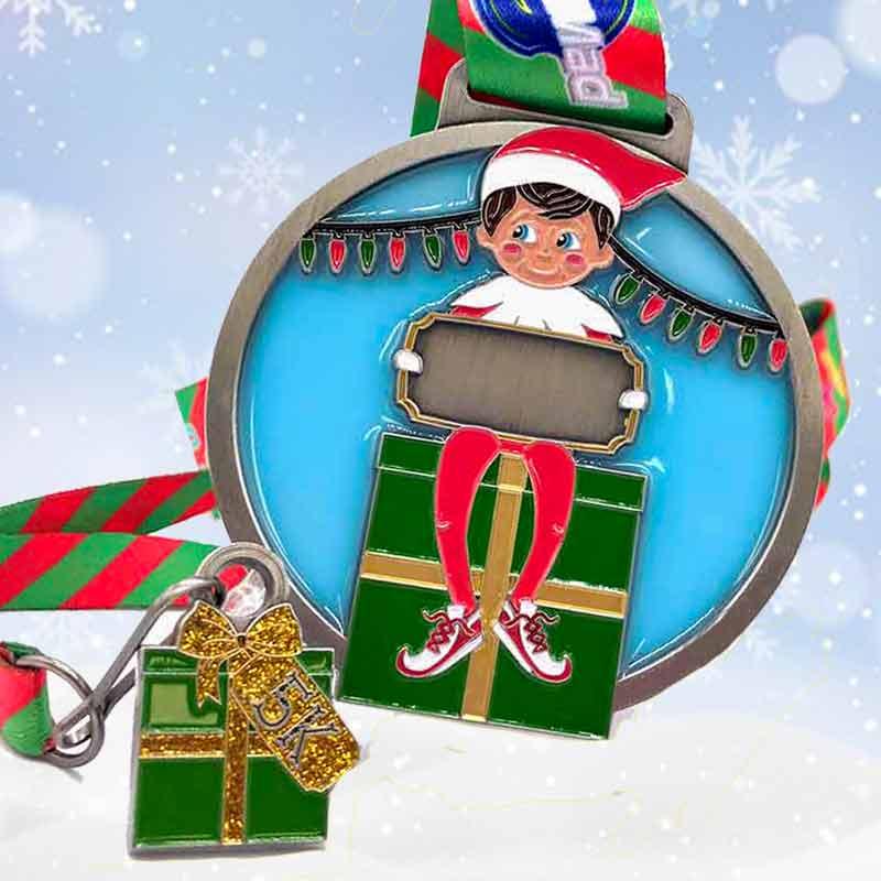 The Cheeky Elf 5KM Challenge 2021