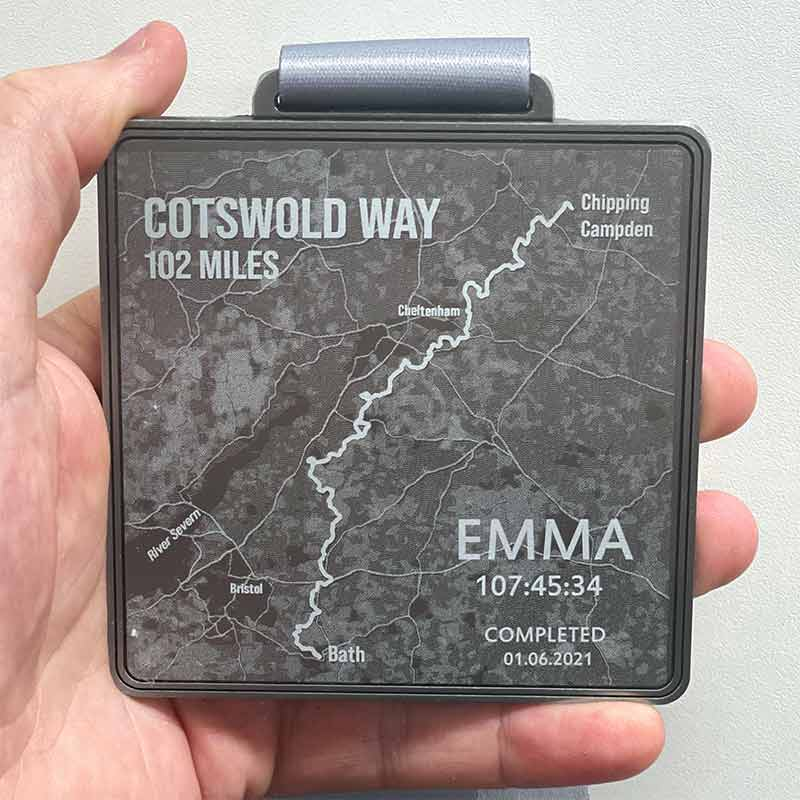 The Cotswold Way 102 Miles
