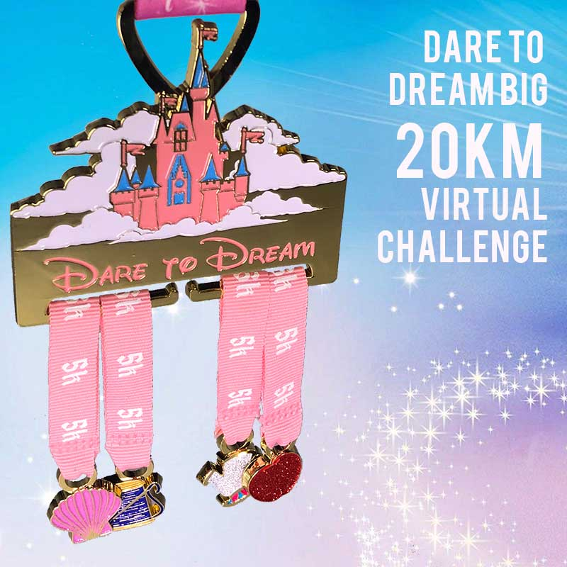 Dare to Dream Big 20KM 2021 (June) Image