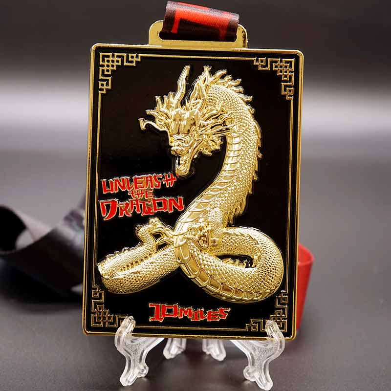 Unleash the Dragon 10 Mile Challenge