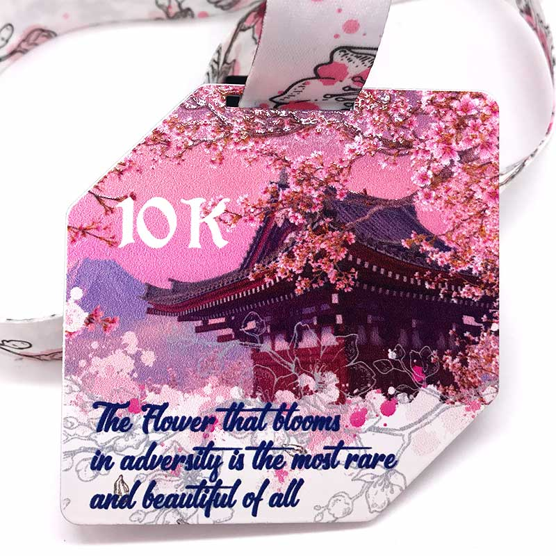 The Flower that Blooms 10KM 2021