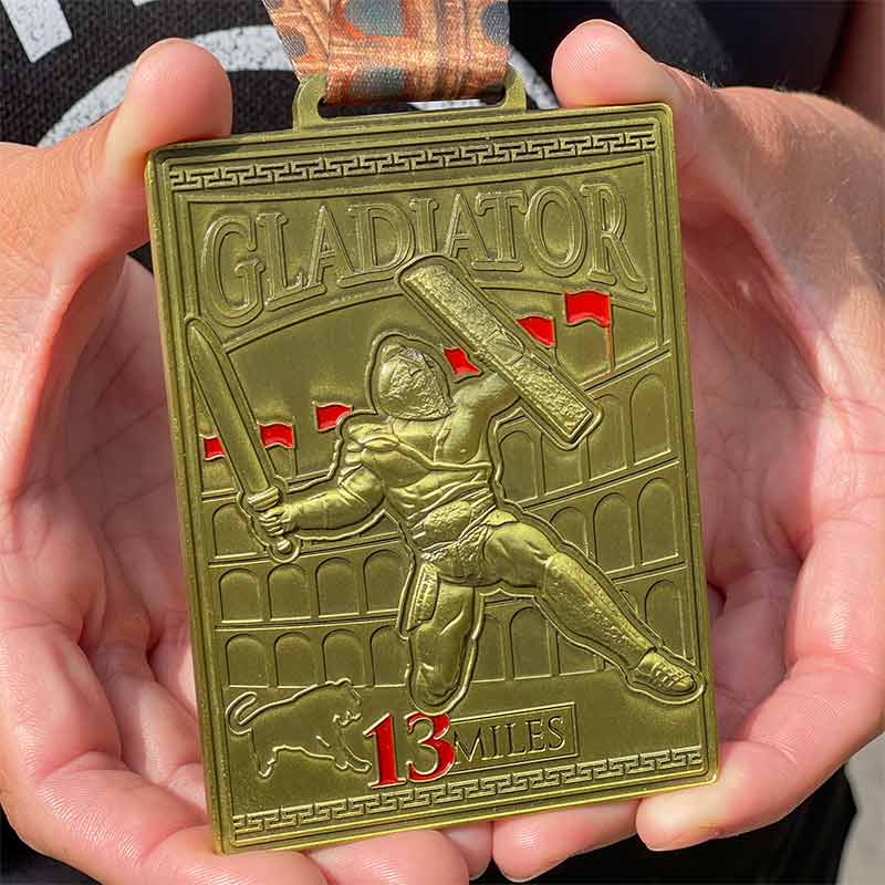 The Gladiator 13 Miles