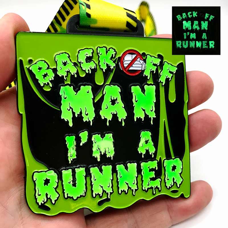 Back Off Man! I'm a Runner 10KM 2020