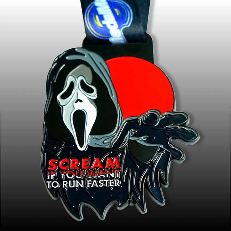 Scream If You Want to Run Faster 10KM