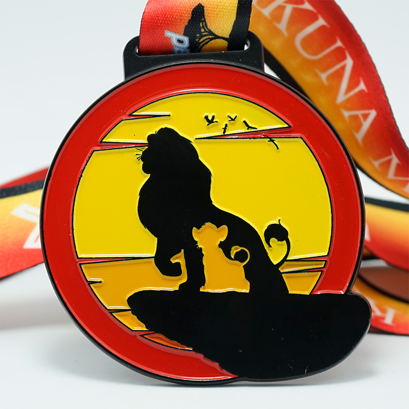 Hakuna Matata, Keep Running 5k Virtual Run Image