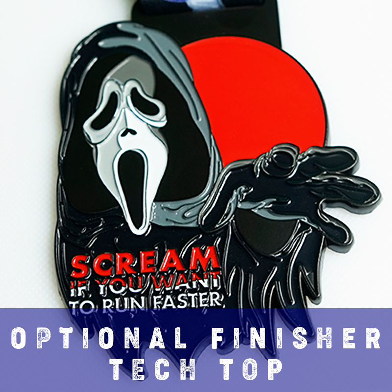 Scream If You Want to Run Faster 10K
