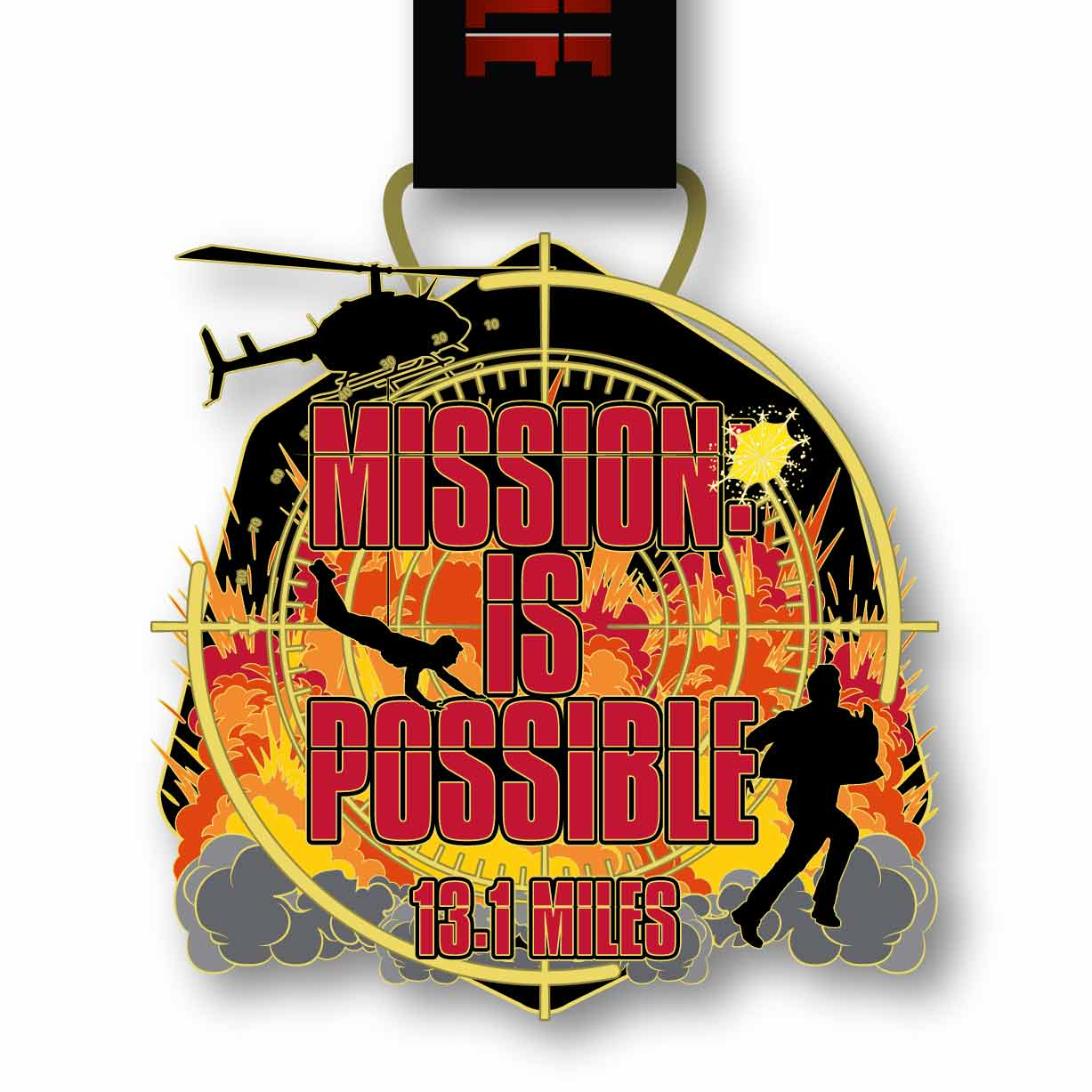 Mission is Possible 13.1 Mile Challenge