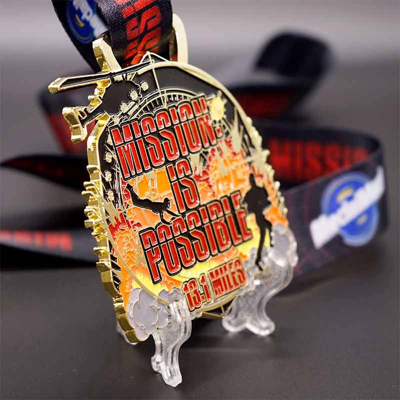 Mission is Possible Half Marathon