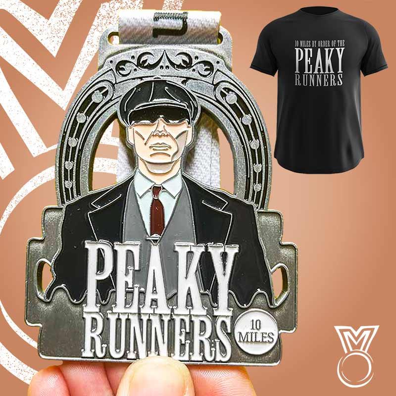 The Peaky Runners 10 Miles 2021