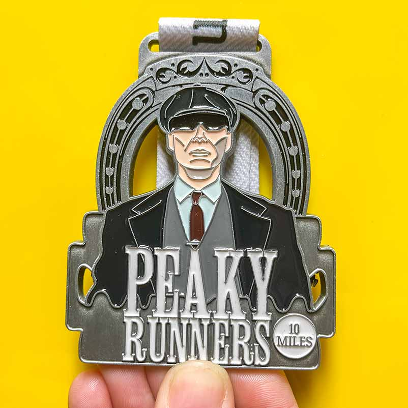 The Peaky Runners 10 Miles 2021