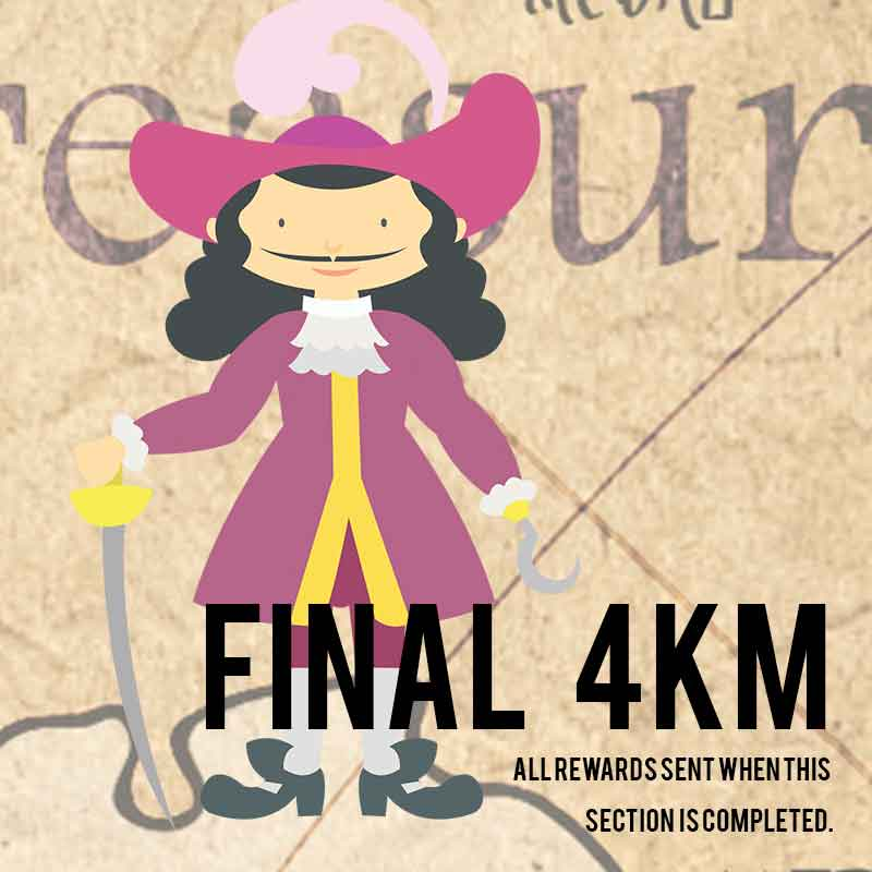 Run to Neverland 10KM 2021