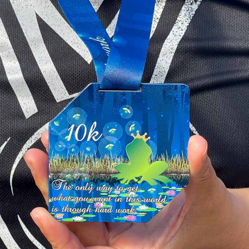 What You Want 10KM 2021