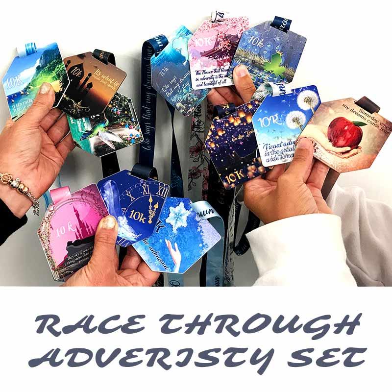 Race Through Adversity Set 120KM