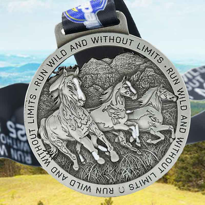 Run Wild 25 Miles 2021 (July)