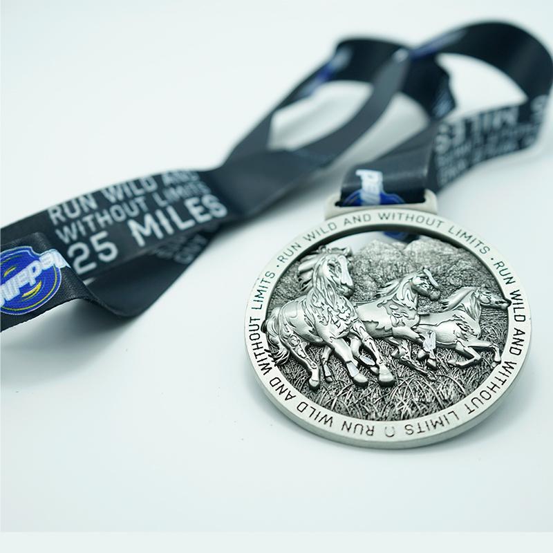 Run Wild 25 Miles Virtual Challenge