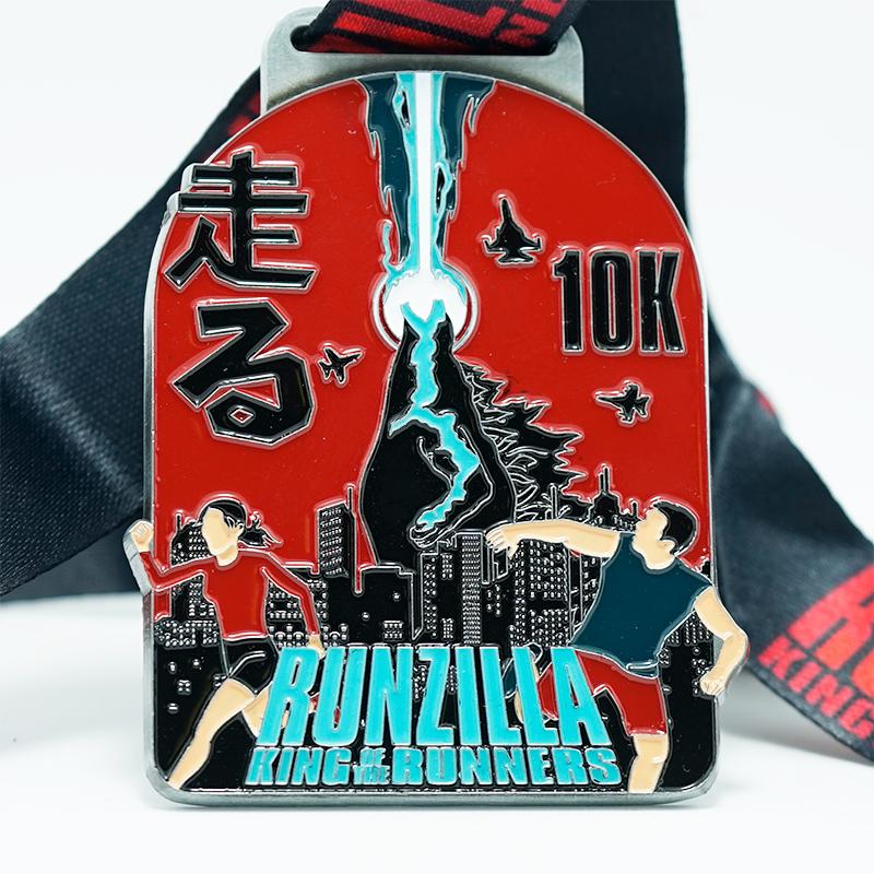 Runzilla 10k virtual Challenge  Image