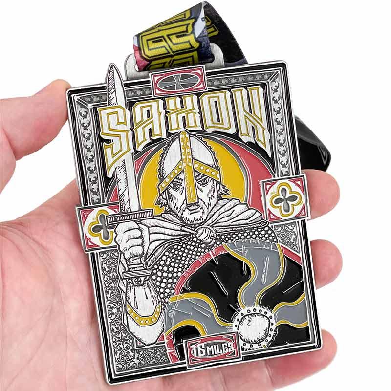 Saxon 16 Mile Virtual Challenge