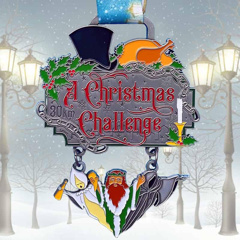 A Christmas Challenge 30KM