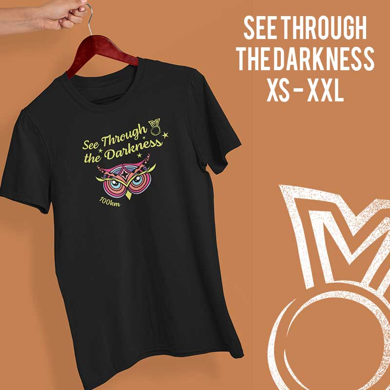 See Through the Darkness Virtual 100KM