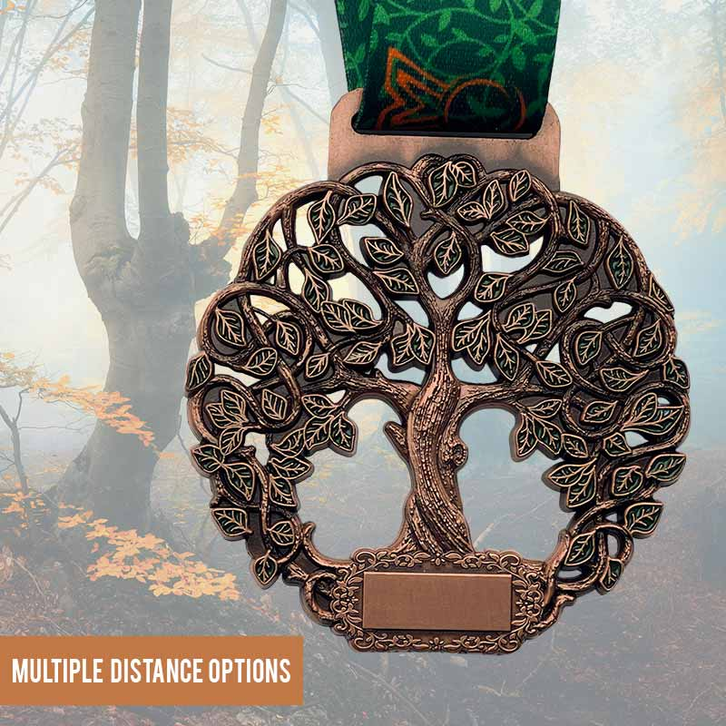 Strongest Roots Virtual Challenge 5 - 25 Miles