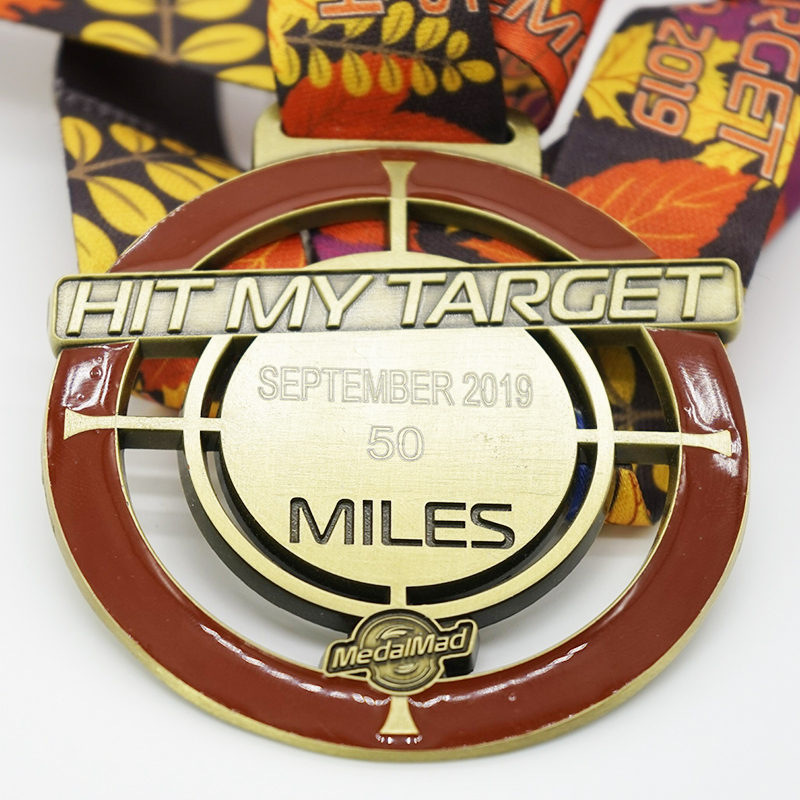 I Hit My Target September 2019 Image