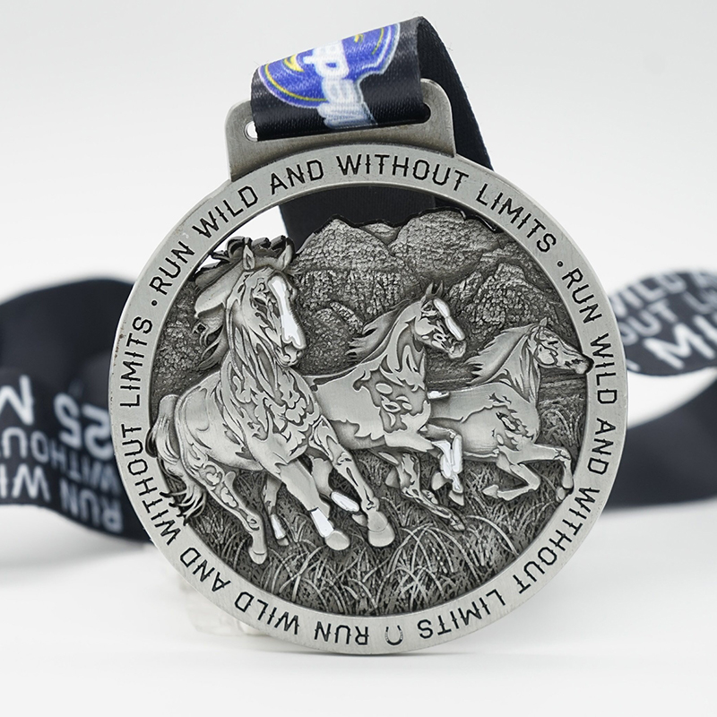 Run Wild 25 Miles Virtual Challenge  Image